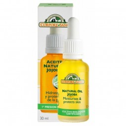 Aceite natural aloe vera CORPORE SANO 30 ml
